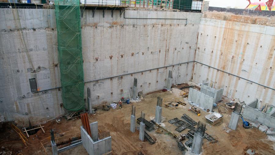 Hercal, proyectos de edificación