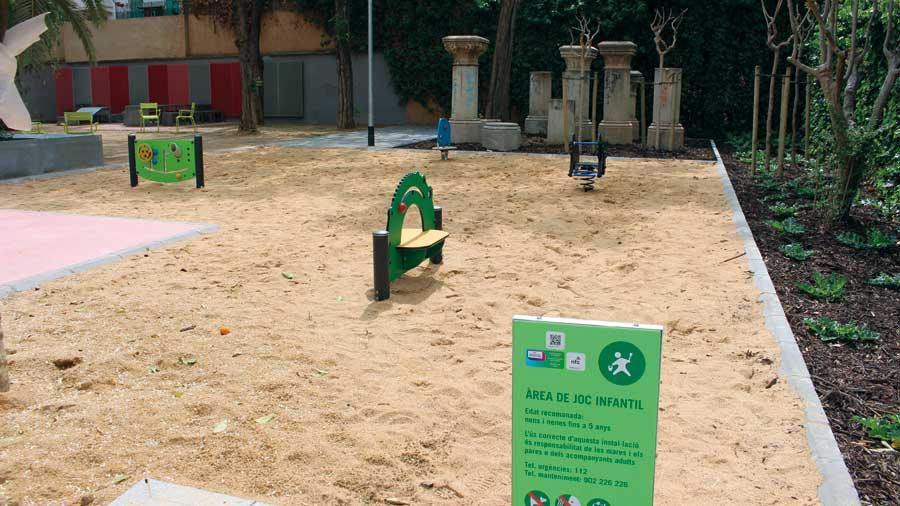 Obra Civil Hercal: Renovació De La Plaça De Les Germanetes, A Barcelona