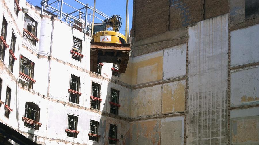 Edificació Hercal: Projectes De Rehabilitació D'edificis