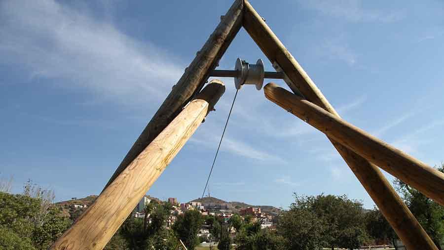 Hercal Ha Executat La Fase 1 Del Projecte De Millora Del Parc De Can Zam
