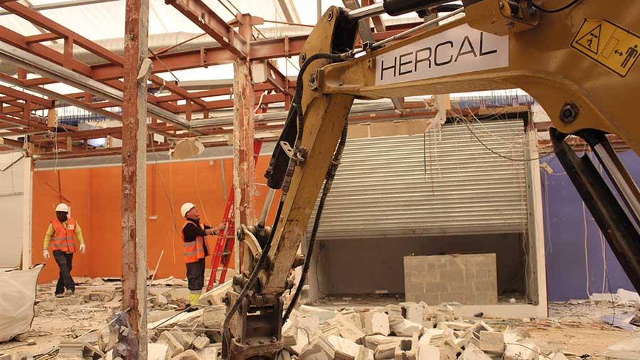 Demolició Manual I Mecànica
