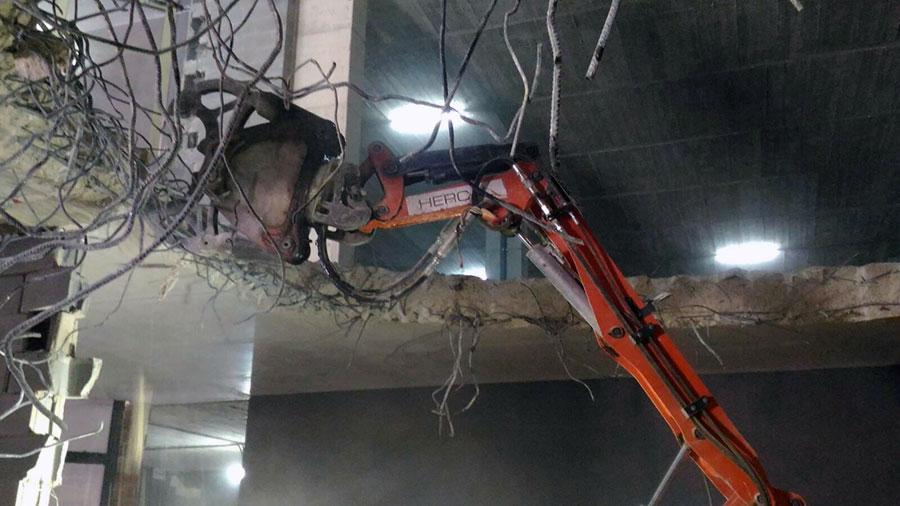 Robot De Demolición Husqvarna 270 DXR