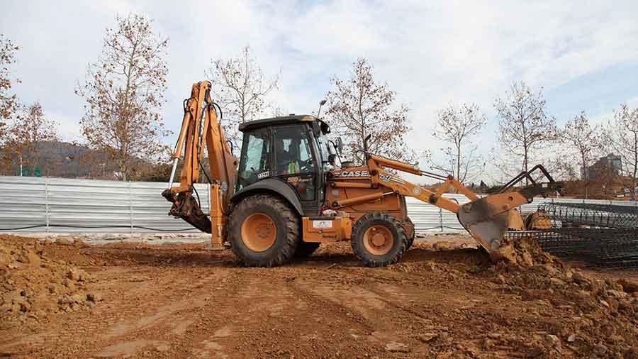 Excavació I Moviment De Terres Per Inbisa
