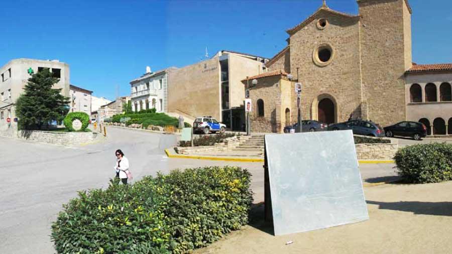 Hercal Remodelará La Plaza Mayor De Ódena