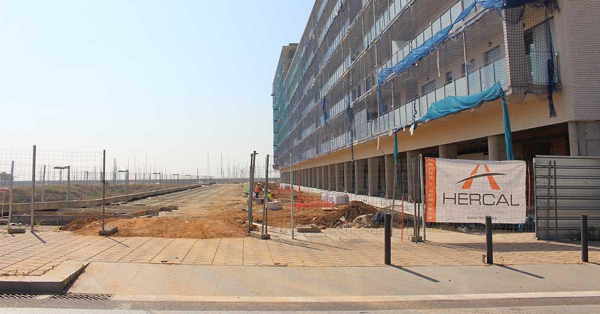 Port De Badalona: Es Reprenen Les Obres D'urbanització