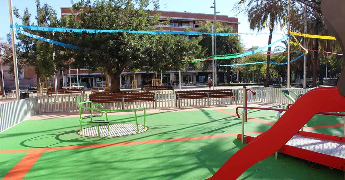 Reurbanització Plaça D'Elx