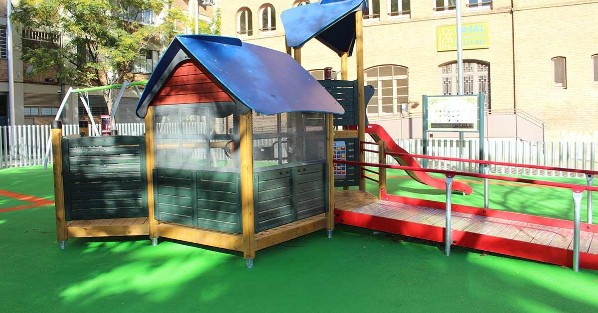 Reurbanització Plaça Elx, Barcelona