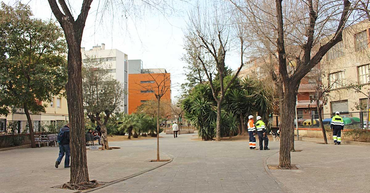 Plaça Baró: Un Exemple D'obra Civil Amb La Implicació De La Ciutadania