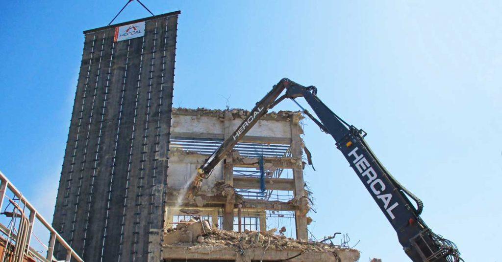 Deconstrucción central térmica Cristobal Colón, Huelva