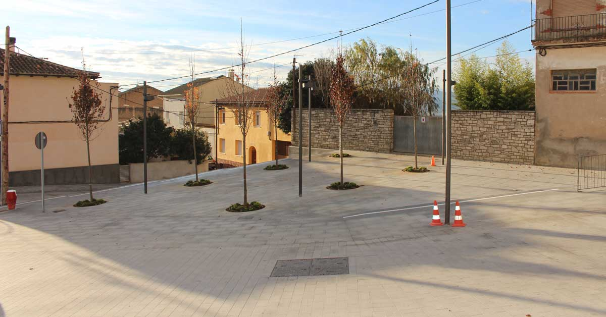 Plaça Major Òdena