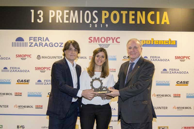 Hercal Premio Potencia 2019