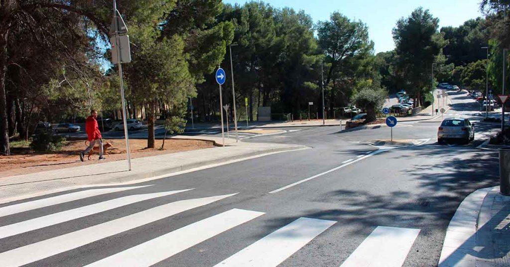 rotonda en Castelldefels 4