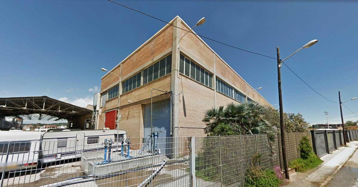 Enderroc De L'antiga Fàbrica Henkel A Malgrat De Mar