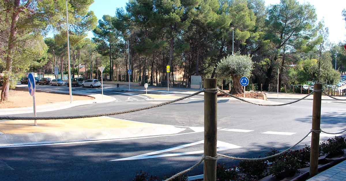 Rotonda A Castelldefels 3