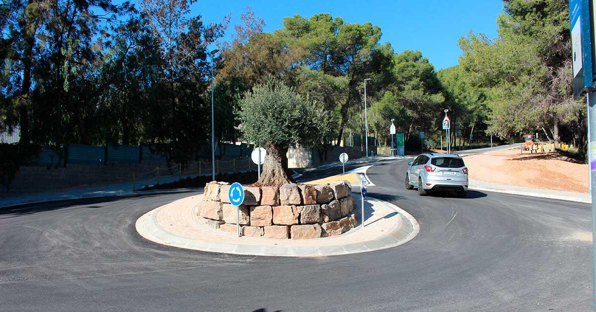 Rotonda En Castelldefels 1